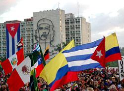 Cuba: otro Primero de Mayo memorable