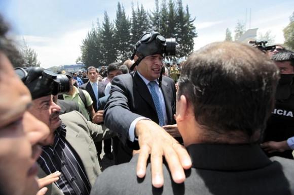 Resumen de la situación en Ecuador, de acuerdo con reportes de Agencias de Prensa