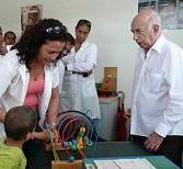 Llama Machado Ventura en Villa Clara a la racionalidad y eficiencia en el sector de la salud