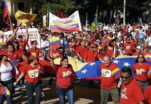 Realizan trabajadores del ICAP en Villa Clara actividades de respaldo a la Revolución bolivariana en su duodécimo aniversario