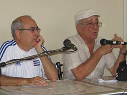 Reinaldo Taladrid: confrontar criterios para seguir construyendo una sociedad justa.