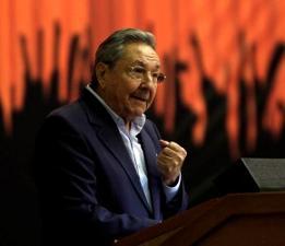 """Discurso de Raúl Castro: """"El rumbo ya ha sido trazado"""""""