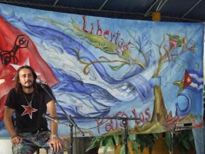 Joven argentino: Por los caminos del Che y de los cinco