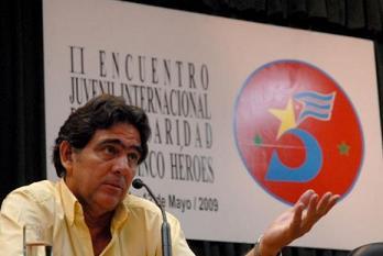 Roberto González: amar y luchar por la vida