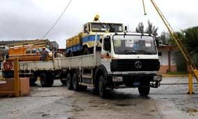 Prosiguen labores de recuperación en Cuba tras paso de huracán Sandy