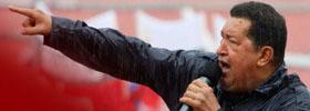 Dolor inmenso por la muerte de Chávez