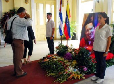 Días de radio en Villa Clara en postrer tributo a Hugo Chávez