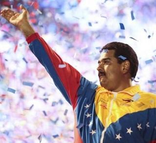 Maduro: Hoy tenemos un triunfo electoral justo, constitucional y popular
