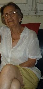 Adiós a mi tía Zoila