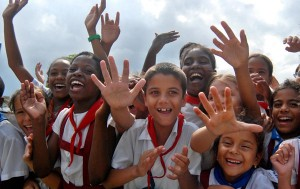 Por Cuba, ¡que suenen los tambores!