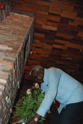 Encabezó presidente del Parlamento cubano homenaje de los villaclareños al Che