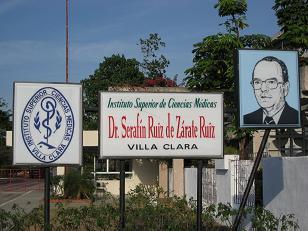 Universidad Médica de Villa Clara con una matrícula record en el presente curso escolar