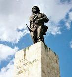 Alemanes amigos de Cuba rinden tributo al Che y a Tania la Guerrillera en Santa Clara