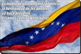 Venezolanos ratifican postura firme de su país ante amenazas del Imperio