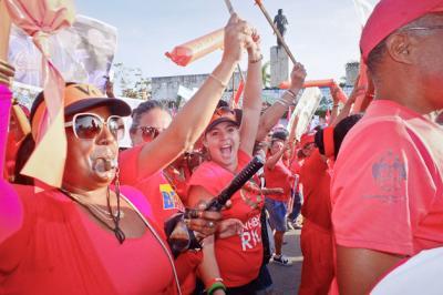 Protagonizan villaclareños otra jornada histórica este Primero de Mayo