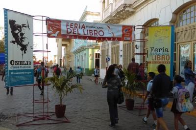 Culminó la Fiesta del Libro en Villa Clara